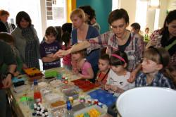 W restauracji 5 smaków są organizowane wydarzenia specjalnie dla dzieci.