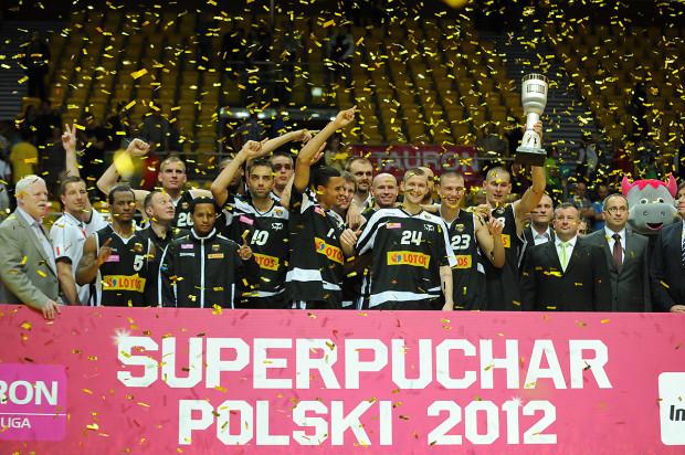 Trefl Sopot z Superupucharem Polski.