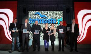 Podczas poprzedniej edycji plebiscytu Skrzydła Trójmiasta, która odbyła się w 2010 r., internauci oddali 134 tys. głosów. Na zdjęciu laureaci II edycji Skrzydeł Trójmiasta podczas gali, która odbyła się w Hotelu Sheraton w Sopocie.