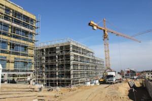 Budynki A i B kompleksu Euro Office Park przy Armii Krajowej zostaną oddane do użytku w III kwartale przyszłego roku.