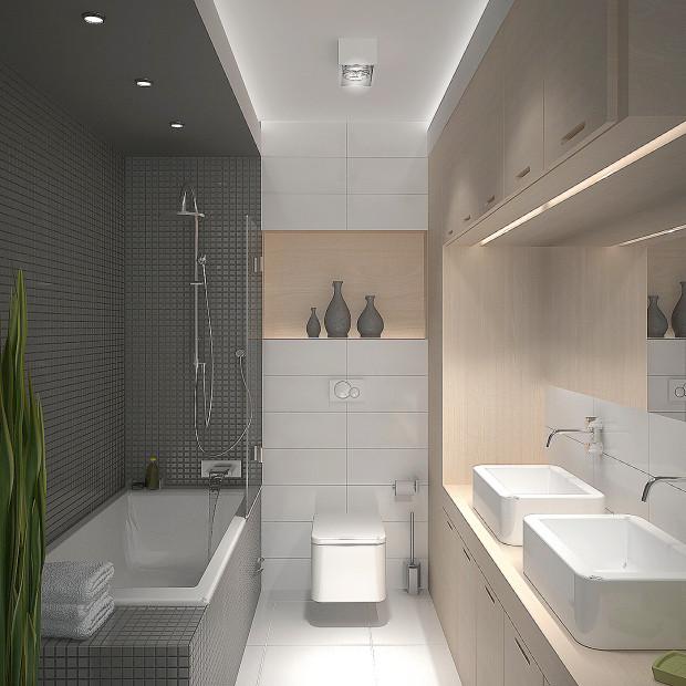 Aranżacje Wnętrz łazienka Dla Dwojga Serwis Dom I
