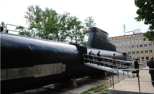 Okręt podwodny typu Kobben to duma AMW. Także i tam będzie można zajrzeć podczas dnia otwartego uczelni.
